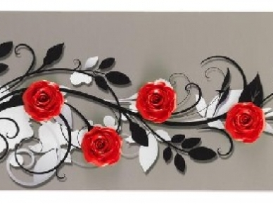 LE QUATTRO ROSE - P3278 Pintdecor Картина