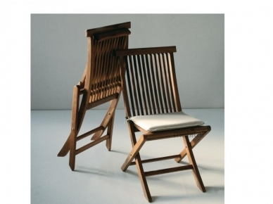 Folding Chair, Art. 1821/3 La Seggiola Мебель для улиц
