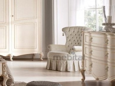 PERLA Volpi Итальянское кресло