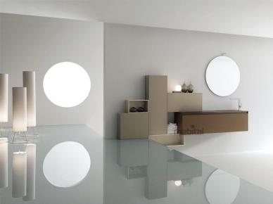 ZERO4 GLASS, COMP. 3 Arcom Мебель для ванной