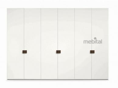 Распашной шкаф Alfa (Novamobili)