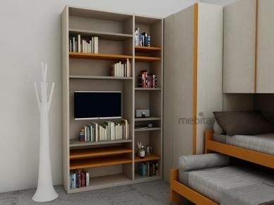 COMP 12 Granzotto Мебель для школьников