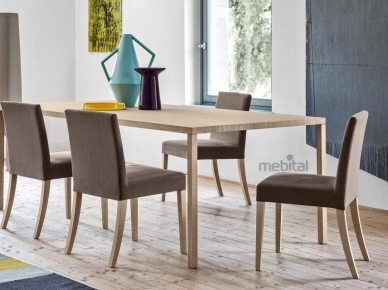 DOLCEVITA LOW CS/1467 Calligaris Деревянный стул
