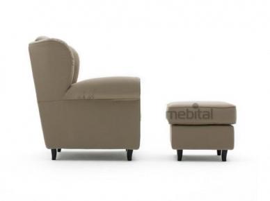 Итальянское кресло Consuelo (Alberta Salotti)
