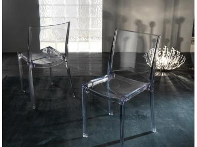 B-Cristal, Art. 035 La Seggiola Пластиковый стул