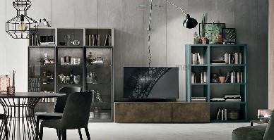 A050 Gruppo Tomasella Книжный шкаф