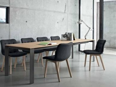 Раскладной деревянный стол PASCAL (Bontempi Casa)