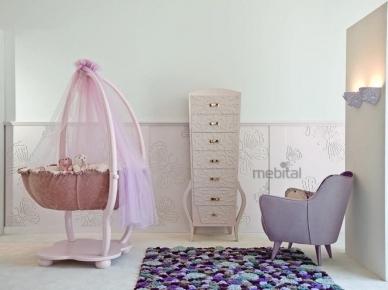 Bebe, 4 HB Halley Мебель для новорожденных