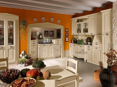 Итальянская кухня DUCALE, PANNA FIORENTINO (Astra)
