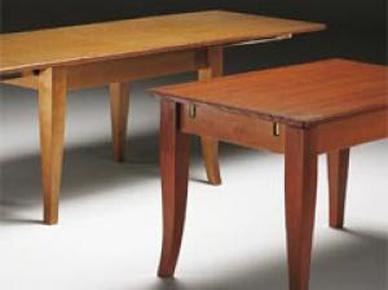 Раскладной деревянный стол Alalunga 300 (Eurosedia)