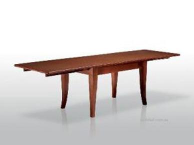 Раскладной деревянный стол Alalunga 393 (Eurosedia)