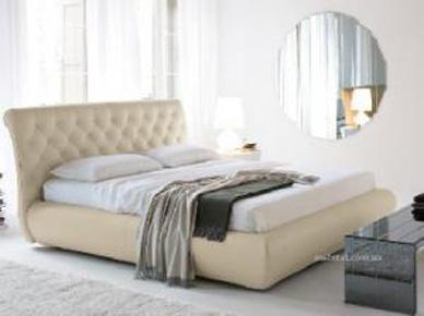 Мягкая кровать Alexander (Cattelan Italia)