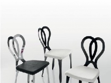 Металлический стул Alyssia (Eurosedia)