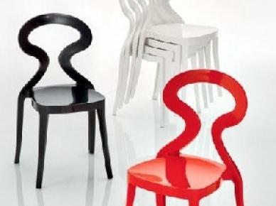 Aqua Eurosedia Металлический стул