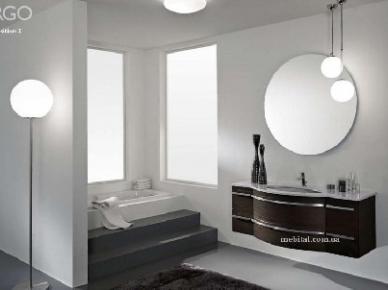 Мебель для ванной Argo Comp. 02 (Арго Композиция 02) (Bagno Piu)
