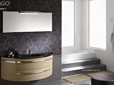 Мебель для ванной Argo Comp. 03 (Арго Композиция 03) (Bagno Piu)