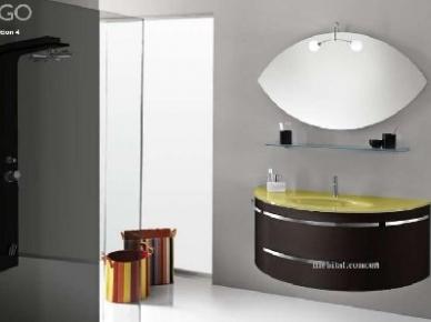 Мебель для ванной Argo Comp. 04 (Арго Композиция 04) (Bagno Piu)