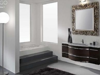 Мебель для ванной Argo Comp. 07 (Арго Композиция 07) (Bagno Piu)