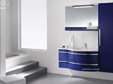 Мебель для ванной Argo Comp. 08 (Арго Композиция 08) (Bagno Piu)