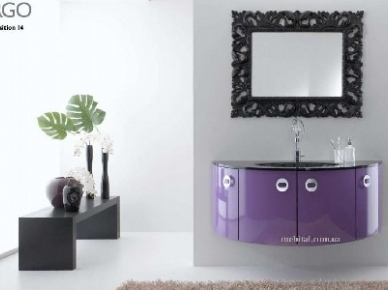 Мебель для ванной Argo Comp. 14 (Арго Композиция 14) (Bagno Piu)