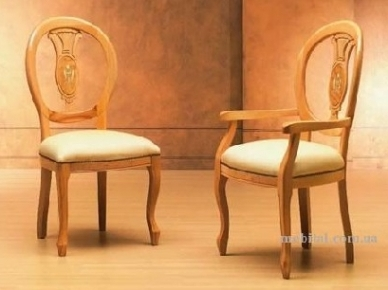 Antonia 705 Morello Gianpaolo Деревянный стул