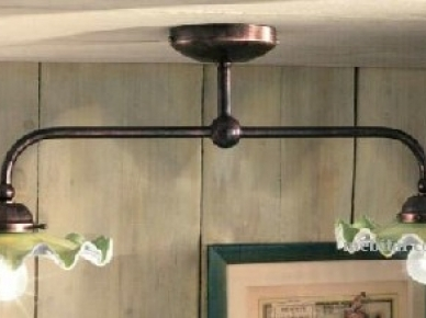 Потолочная лампа ART. C 1029 (Ferroluce)