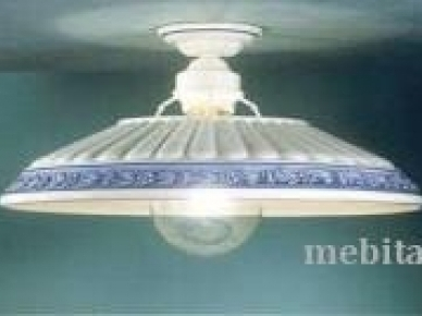 ART. C 124 alogeno Ferroluce Потолочная лампа
