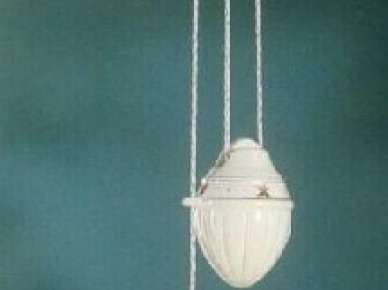ART. C 127 Ferroluce Потолочная лампа