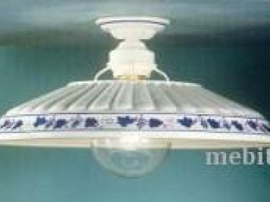 ART. C 129 alogen  Потолочная лампа