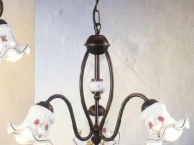 ART. C 168/5 Ferroluce Потолочная лампа