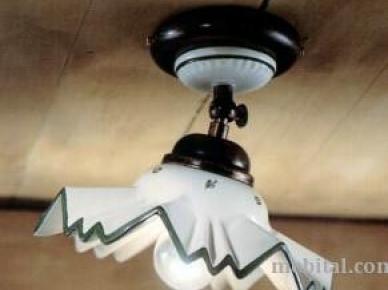 ART. C 249 Ferroluce Потолочная лампа