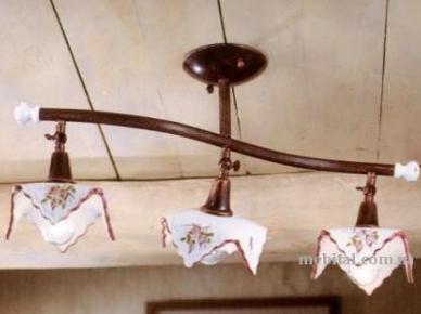 ART. C 357 Ferroluce Потолочная лампа
