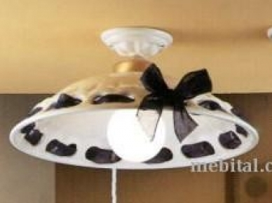 ART. C 368 Ferroluce Потолочная лампа