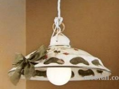 ART. C 371 Ferroluce Потолочная лампа