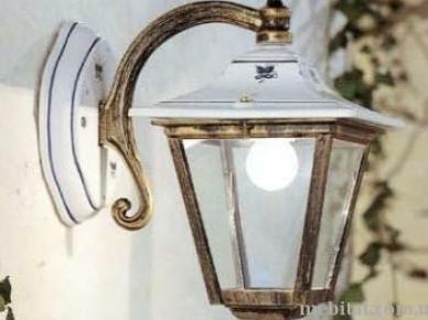 ART. C 386 Ferroluce Светильник для улицы