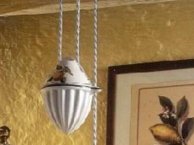 ART. C 399 Ferroluce Потолочная лампа