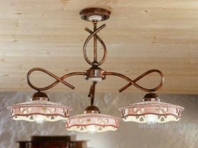 ART. C 546 Ferroluce Потолочная лампа