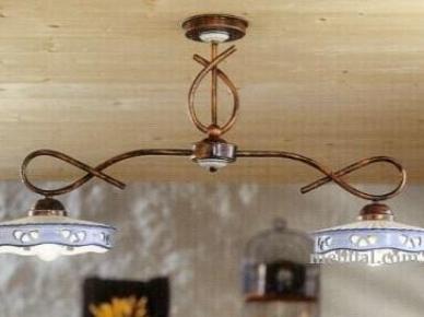 ART. C 547 Ferroluce Потолочная лампа