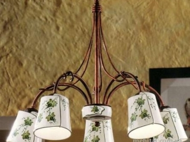 ART. C 618 Ferroluce Потолочная лампа