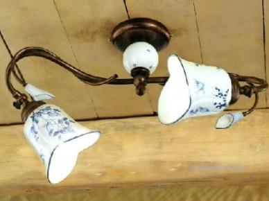 ART. C 638 Ferroluce Потолочная лампа
