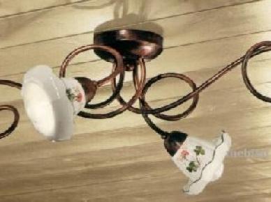 ART. C 814 Ferroluce Потолочная лампа