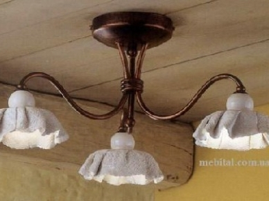 ART. C 913 Ferroluce Потолочная лампа
