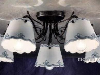 ART. C 923 Ferroluce Потолочная лампа