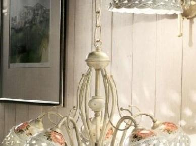 ART. C 966 Ferroluce Потолочная лампа