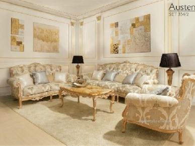 Итальянский диван Austen (Angelo Cappellini)
