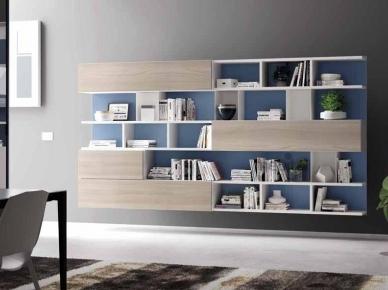 NESTOS 218 MERCANTINI Книжный шкаф