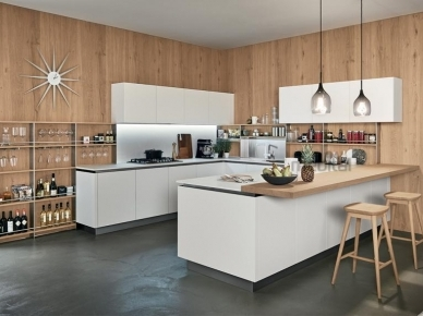 ESSENCE, OYSTER PRO Veneta Cucine Итальянская кухня