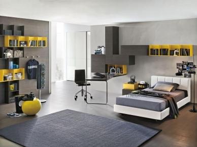 Подростковая мебель TOMMY T03 (Tomasella)