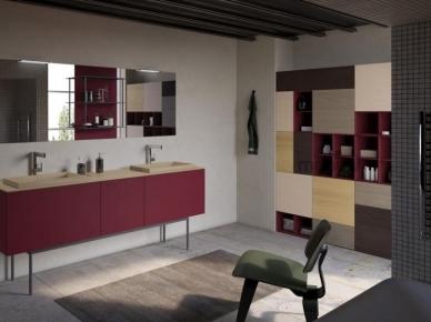 ESSENZE, COMP. 2 Archeda Мебель для ванной