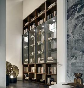 А066 Gruppo Tomasella Книжный шкаф